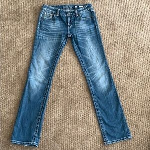 Miss Me Easy Straight Jeans
